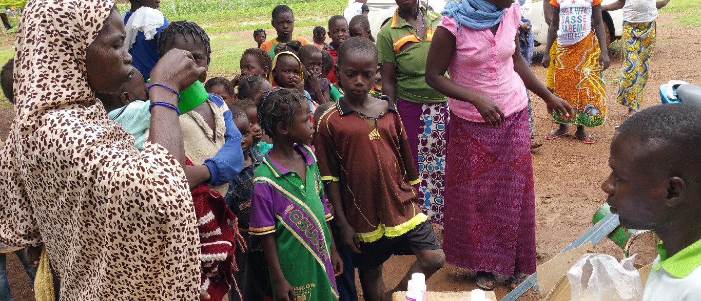 USAID's Act to End NTDs | West program supports the elimination of seven neglected tropical diseases (NTDs) in Benin, Burkina Faso, Cameroon, Ghana, Guinea, Côte d'Ivoire, Mali, Niger, Senegal, Sierra Leone and Togo. The program seeks to build upon the achievements of USAID's END in Africa and ENVISION projects in West Africa, continuing efforts to eliminate lymphatic filariasis, trachoma, and (in selected countries) onchocerciasis as public health problems. It also aims to strengthen national NTD program c