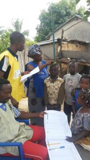 2020 MDA in Togo Supported by USAID's Act to End NTDs | West Program