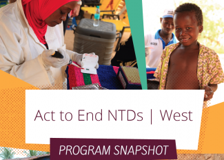 USAID's Act | West Program Snapshot