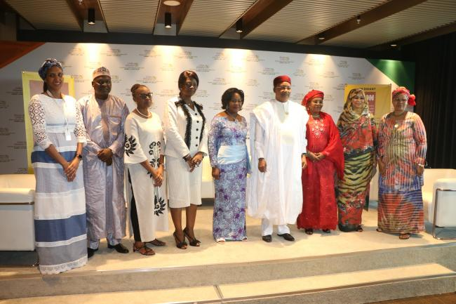 Leaders of NTD Side Event at 33rd African Union Summit. Photo: Speak Up Africa