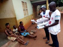 NTD community outreach in Benin